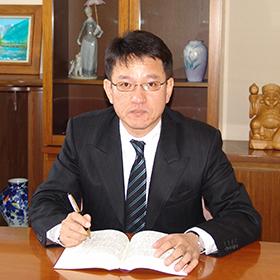 代表取締役社長 水谷眞啓 写真